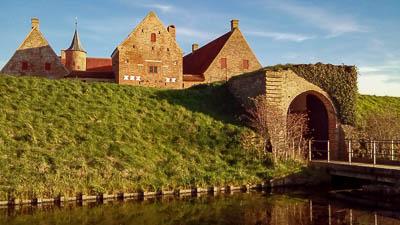 Fotoreise nach Jütland Schloss in Dänemark